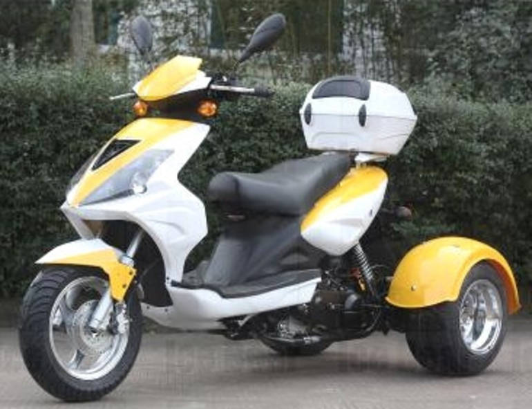 Buell Motorcycles For Sale >> 2012 Ice Bear 50cc Mojo Trike Scooter Moped Motorcycle From Joliet, IL,Today Sale $1,570 ...