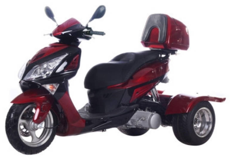 See more photos for this Ice Bear 150cc Hawk Air Cooled 4 Stroke Moped Trike Scooter, 2013 motorcycle listing