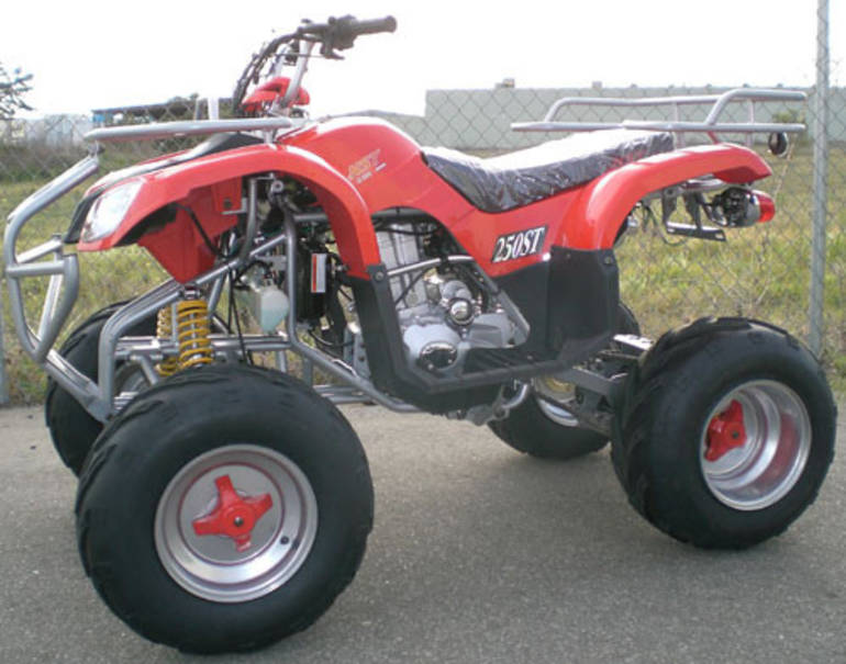 See more photos for this Ice Bear 250cc Extreme Sharp Shooter Utility ATV ON SALE!!!, 2014 motorcycle listing