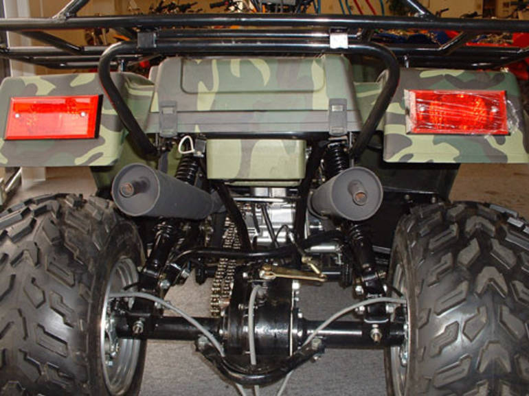 See more photos for this Ice Bear 250cc LG Utility 4 Stroke ATV ON SALE on SaferWholesale, 2014 motorcycle listing