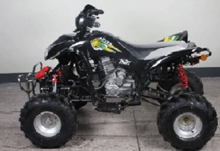 See more photos for this Ice Bear 250cc Sport Sniper 4 Stroke Full Size Atv ON SALE, 2014 motorcycle listing