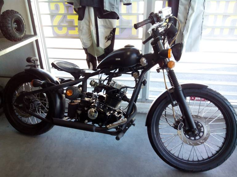 See more photos for this Ice Bear Bobber, 2014 motorcycle listing