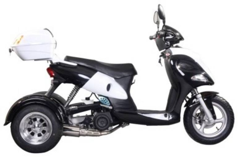See more photos for this Ice Bear Brand New 150cc Argalis Air Cooled 4 Stroke Trike Moped, 2014 motorcycle listing