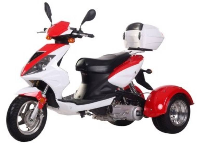 See more photos for this Ice Bear Brand New 150cc Gemsbok Air Cooled 4 Stroke Trike Moped, 2014 motorcycle listing