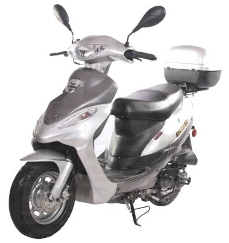 See more photos for this Ice Bear Brand New 50cc 4 Stroke Maui Dreamer Deluxe, 2014 motorcycle listing