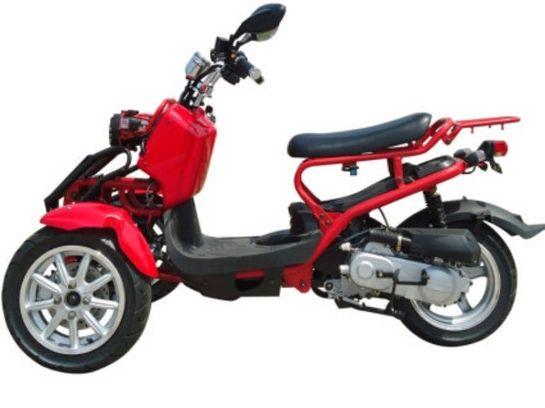See more photos for this Ice Bearer 50cc Ruckus Style Trike Scooter Moped by SaferWholesale, 2014 motorcycle listing