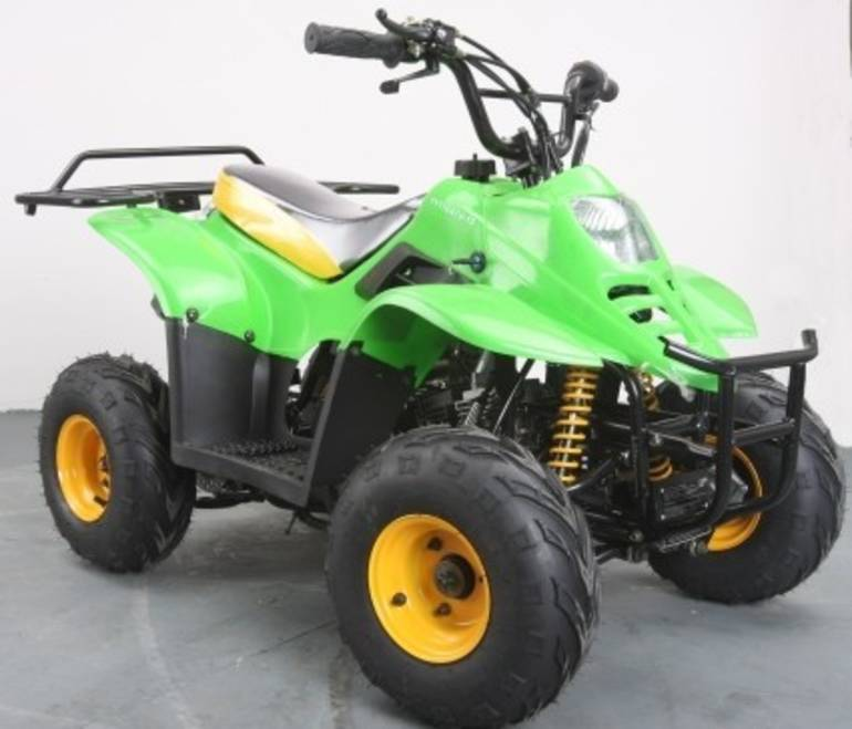 See more photos for this Ice Bear 110cc Spider SE Tractor Green Edition ATV, 2015 motorcycle listing