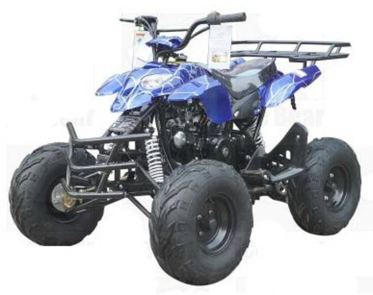 See more photos for this Ice Bear 125cc Automatic 4 Stroke ATV w/ Reverse For Sale, 2015 motorcycle listing