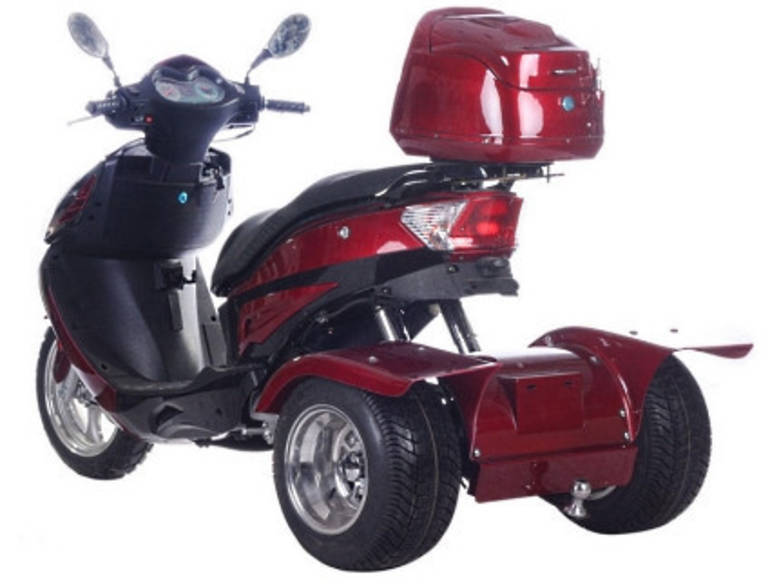See more photos for this Ice Bear 150cc Puku Air Cooled 4 Stroke Moped Trike Scooter, 2015 motorcycle listing