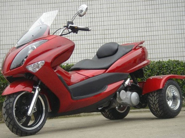 See more photos for this Ice Bear 150cc Tiger Trike Moped Scooter For Sale, 2015 motorcycle listing