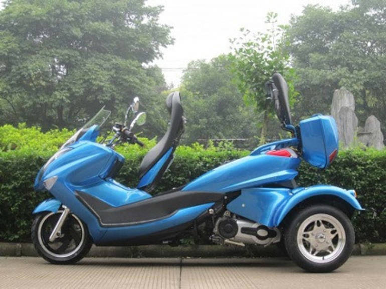 See more photos for this Ice Bear 300cc Tiger Trike Moped Scooter For Sale, 2015 motorcycle listing