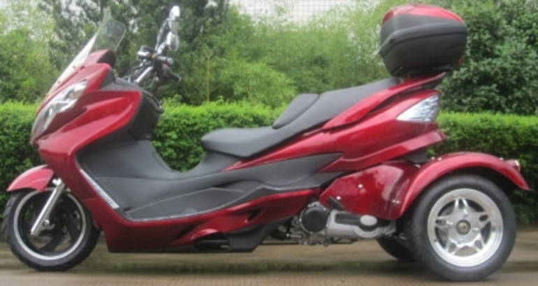 See more photos for this Ice Bear 300cc Tornado Trike Moped Scooter, 2015 motorcycle listing