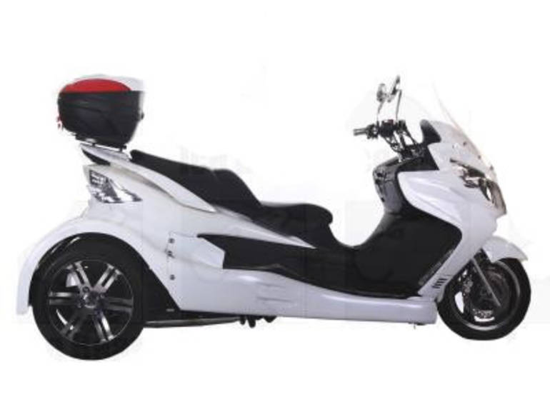 See more photos for this Ice Bear 300cc Zodiac Automatic 4 Stroke Trike Moped Scooter, 2015 motorcycle listing
