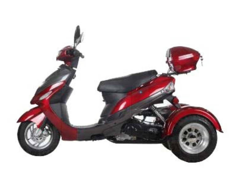 See more photos for this Ice Bear 50cc Sunshine Air Cooled Automatic Trike Moped Scooter, 2015 motorcycle listing