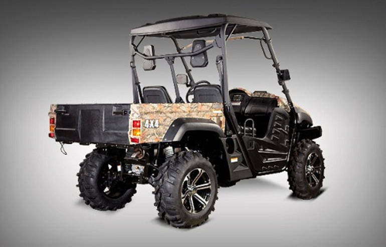 See more photos for this Ice Bear 600cc Cannon UTV For Sale, 2015 motorcycle listing
