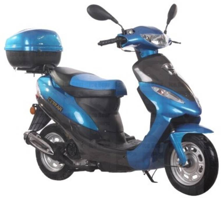 See more photos for this Ice Bear Brand New 50cc Moped Scooter 4 Stroke Maui Dreamer Delu, 2015 motorcycle listing