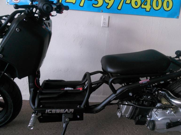 See more photos for this Ice Bear MADDOG 150, 2015 motorcycle listing