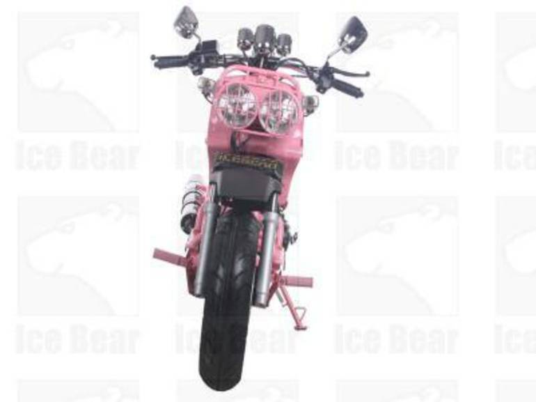 See more photos for this Ice Bear PMZ50 Maddog (Pmz50-19), 2015 motorcycle listing