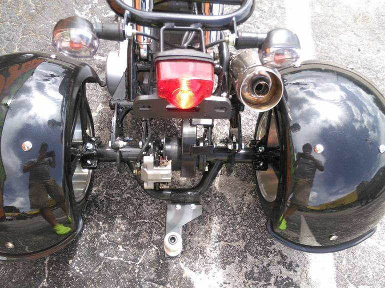 See more photos for this Ice Bear PST150-7, 2015 motorcycle listing