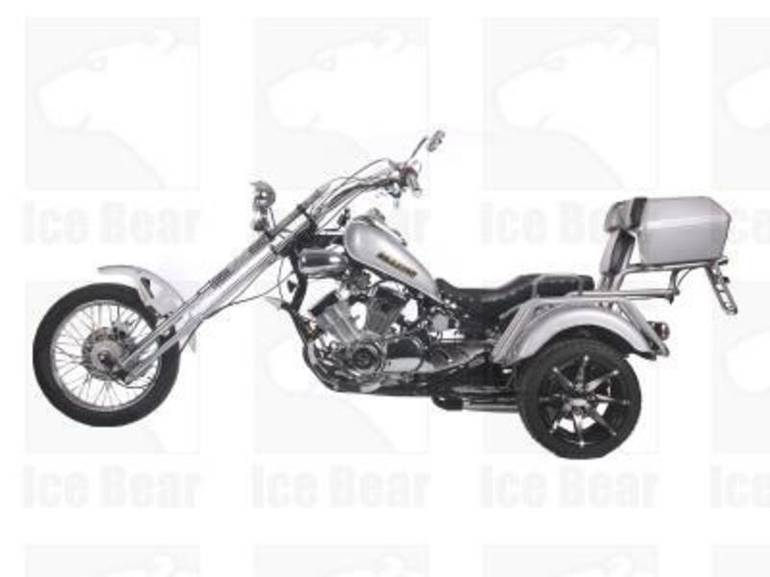 See more photos for this Ice Bear PST250 ROAD WARRIOR, 2015 motorcycle listing