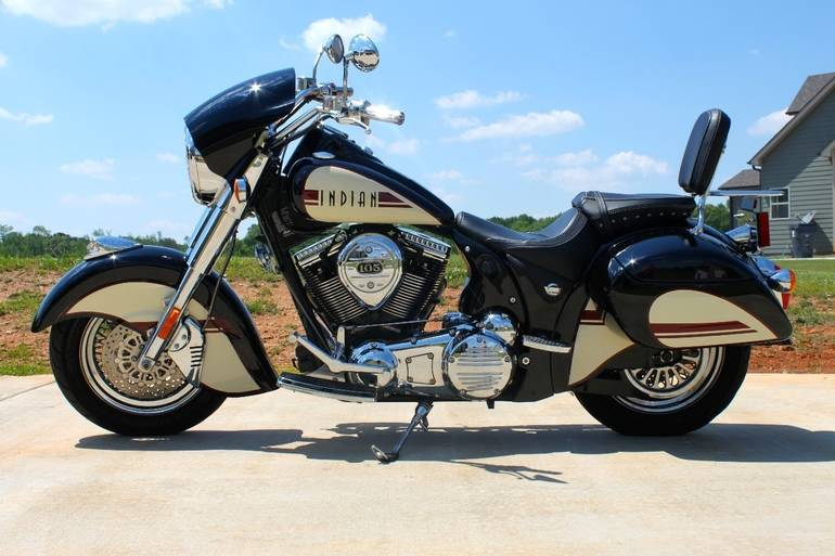 See more photos for this Indian Chief , 2011 motorcycle listing