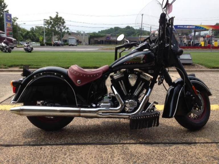 See more photos for this Indian Chief Dark Horse, 2011 motorcycle listing