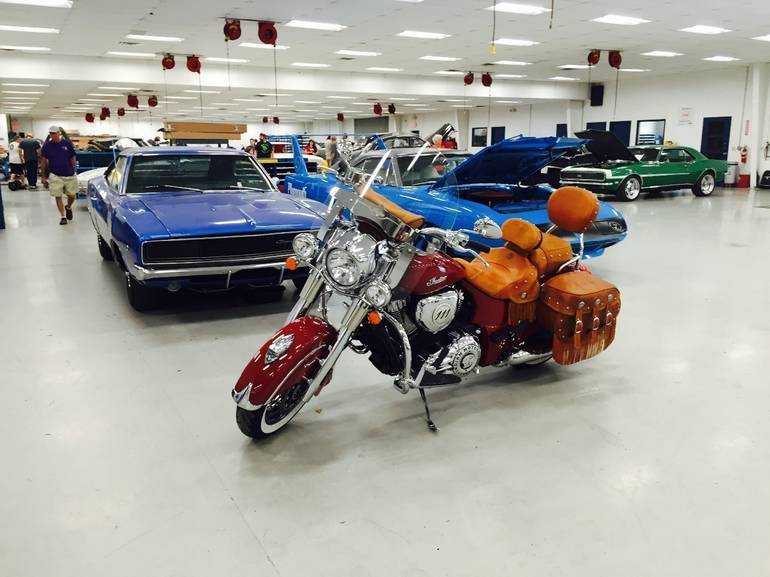 See more photos for this Indian Chief VINTAGE, 2014 motorcycle listing