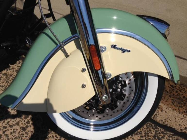 See more photos for this Indian Chief Vintage, 2015 motorcycle listing