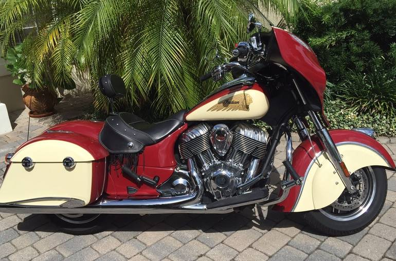 See more photos for this Indian Indian , 2015 motorcycle listing