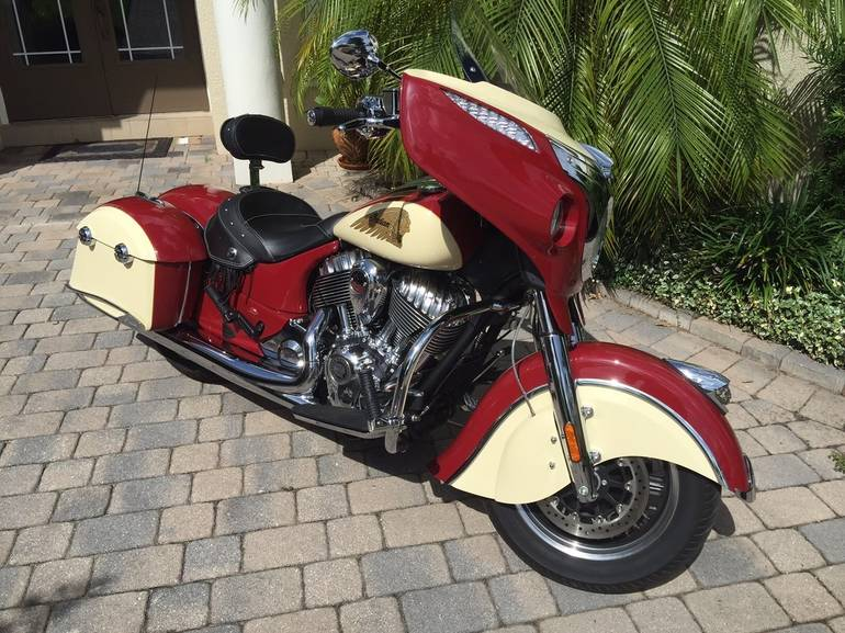2015 Indian Indian Motorcycle From Apopka Fl Today Sale