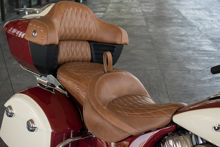 See more photos for this Indian Roadmaster Indian Red, 2015 motorcycle listing