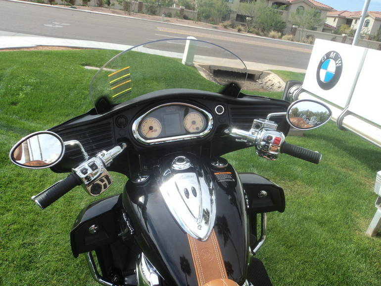 See more photos for this Indian Roadmaster Thunder Black, 2015 motorcycle listing