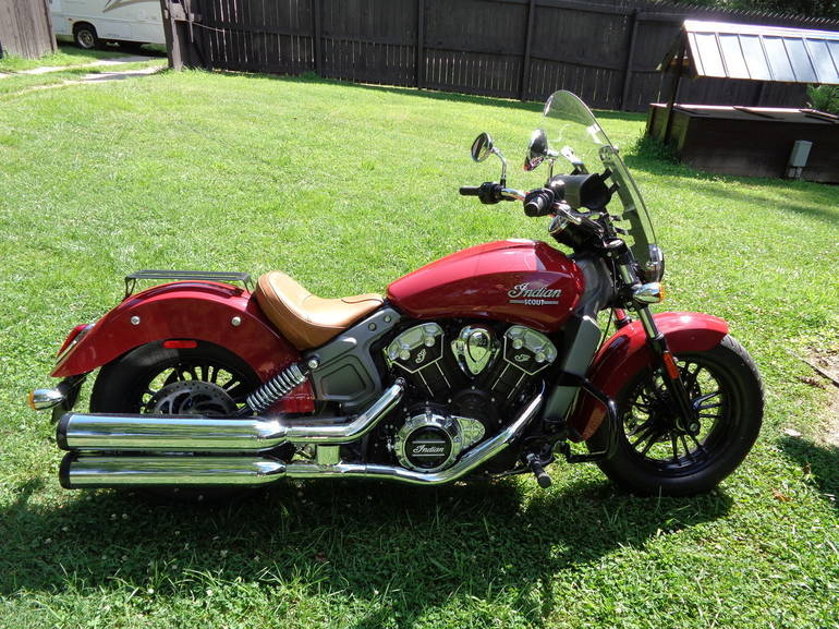 2015 indian scout motorcycle from sunset sc today sale 10 000. Black Bedroom Furniture Sets. Home Design Ideas