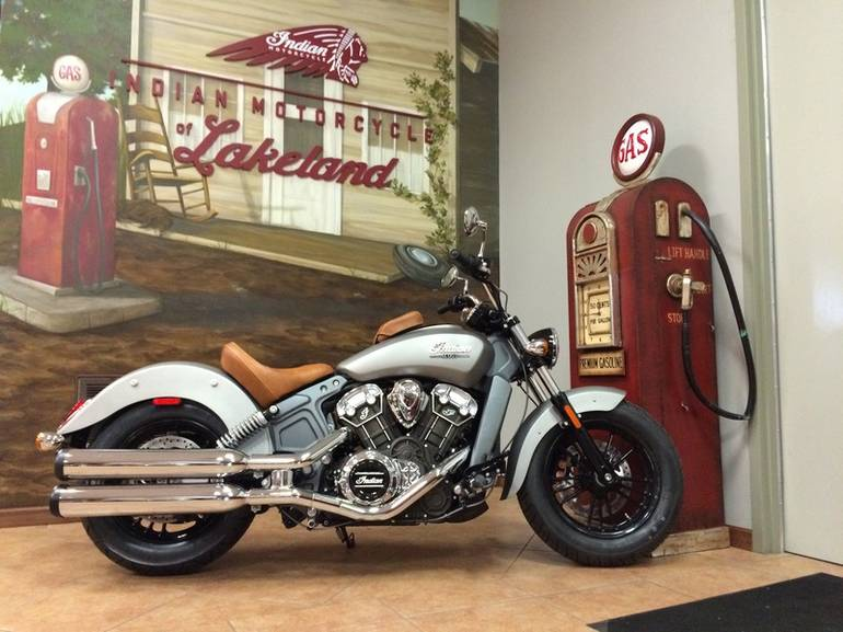 See more photos for this Indian Scout Silver Smoke, 2015 motorcycle listing