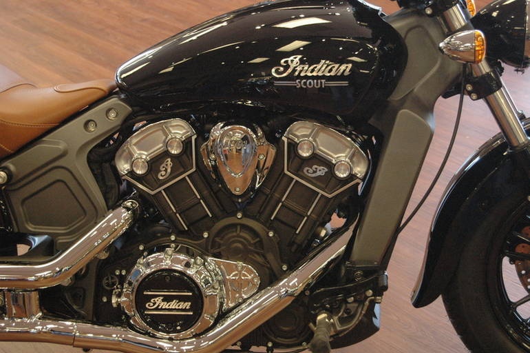 See more photos for this Indian Scout Thunder Black, 2015 motorcycle listing