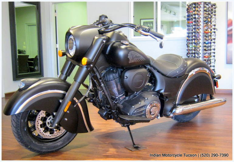 2016 indian chief dark horse motorcycle from tucson az today sale 16 999. Black Bedroom Furniture Sets. Home Design Ideas