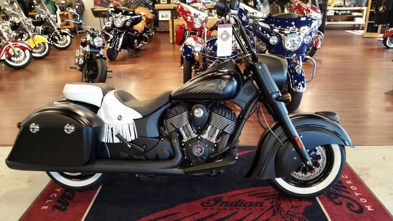 2016 Indian Chief Dark Horse Motorcycle From Ocala Fl