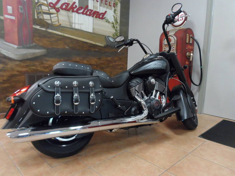 2016 indian chief dark horse motorcycle from lakeland fl today sale 16 999. Black Bedroom Furniture Sets. Home Design Ideas