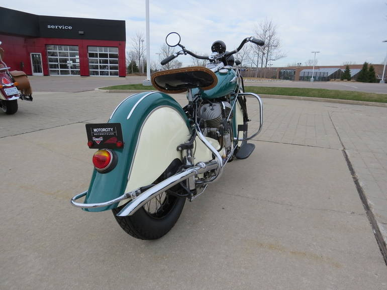 See more photos for this Indian Chief, 1940 motorcycle listing