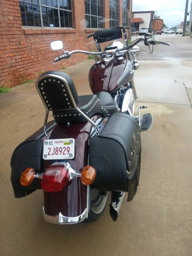 2000 indian chief motorcycle from oklahoma city ok today for Ebay motors indian motorcycles