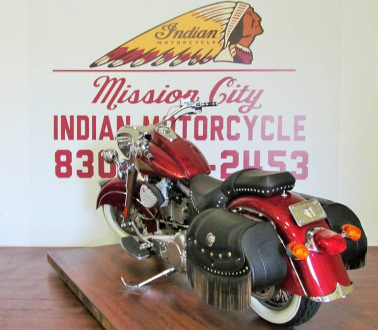 2002 Indian Chief Deluxe Gilroy Power Plus 100 Quot Low Motorcycle From Boerne Tx Today Sale
