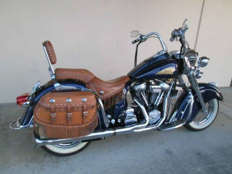 See more photos for this Indian Chief Roadmaster, 2003 motorcycle listing