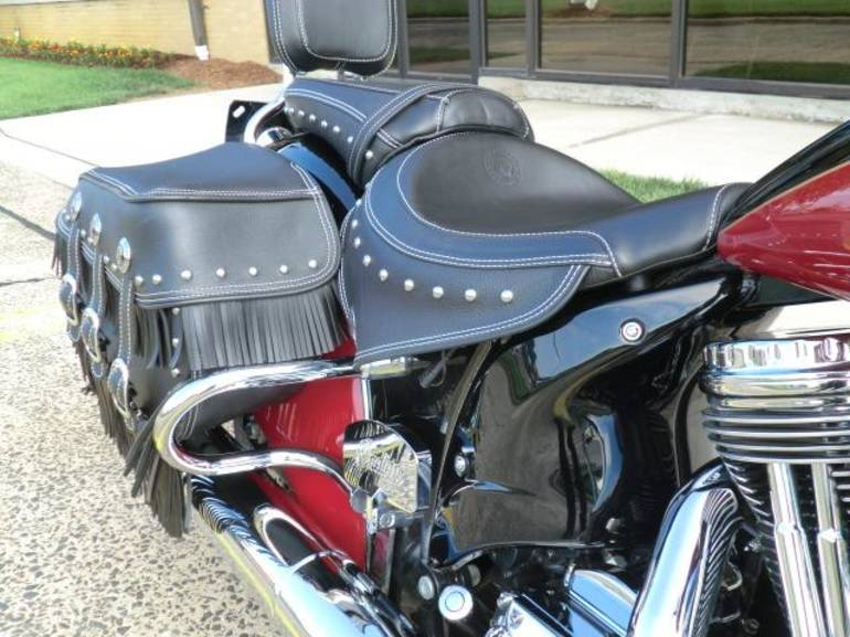 2009 indian chief vintage motorcycle from union nj today for Ebay motors indian motorcycles