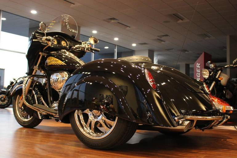 Buell Motorcycles For Sale >> 2014 Indian Chieftain Hannigan Trike Motorcycle From De Pere, WI,Today Sale $30,999 ...