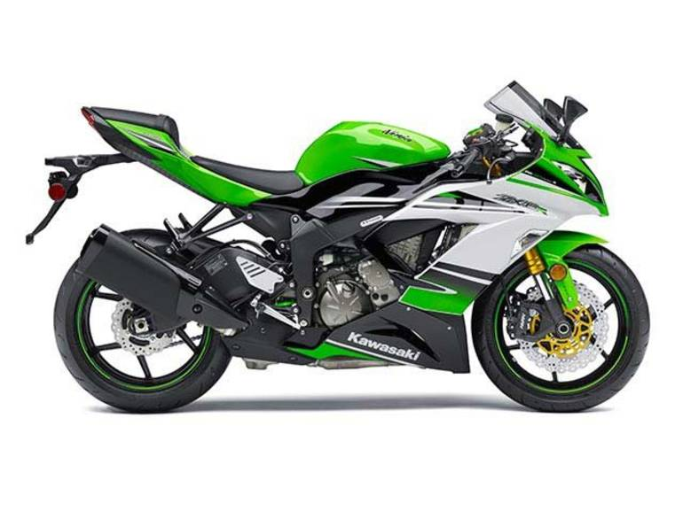 See more photos for this Kawasaki NINJA ZX-6R ABS 30TH ANNIVERSARY, 2015 motorcycle listing