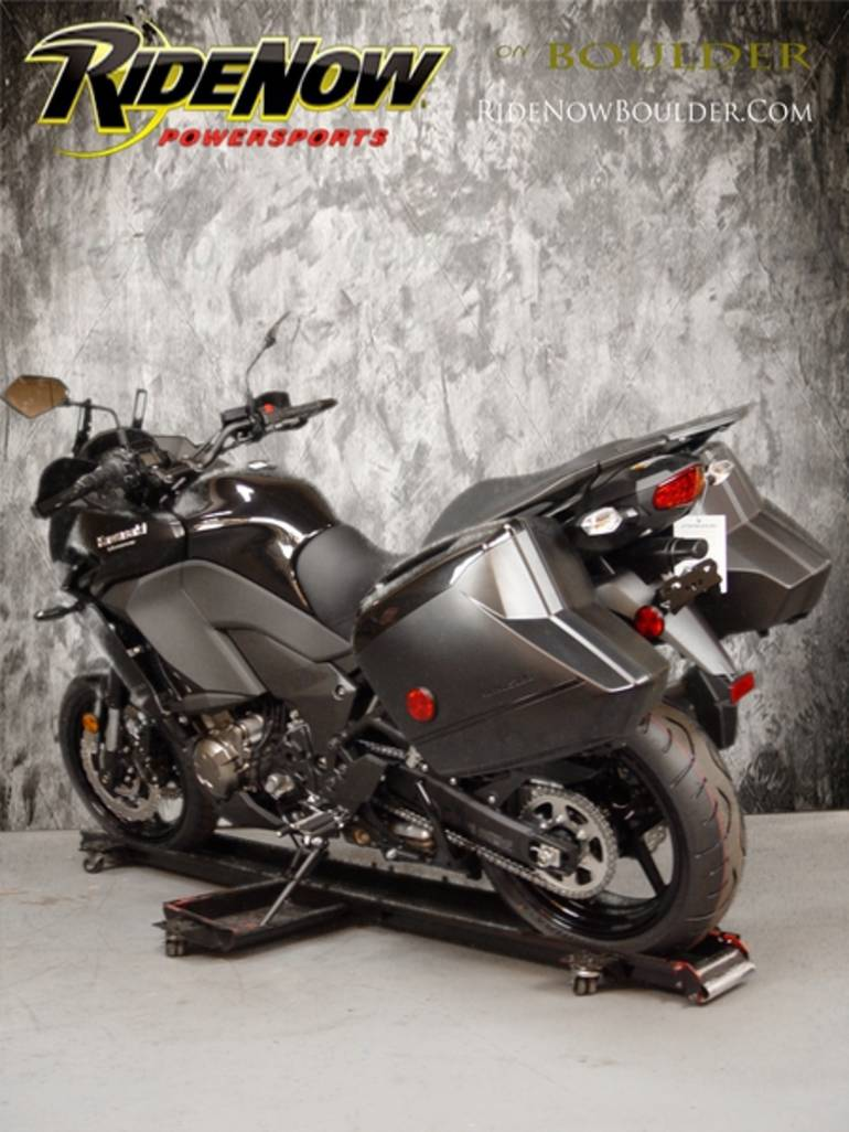 See more photos for this Kawasaki Versys 1000 LT, 2015 motorcycle listing