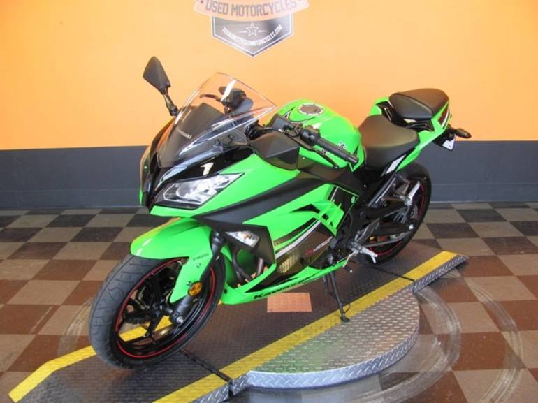 See more photos for this Kawasaki Ninja 300, 2014 motorcycle listing