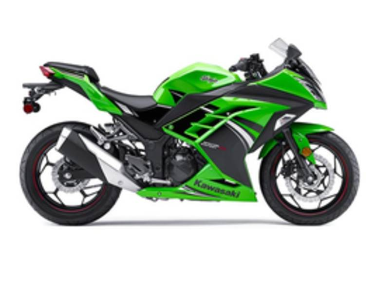 See more photos for this Kawasaki Ninja 300 SE, 2014 motorcycle listing