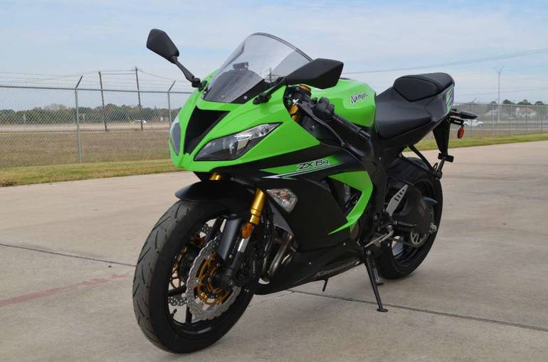 See more photos for this Kawasaki Ninja ZX-6R ABS, 2014 motorcycle listing