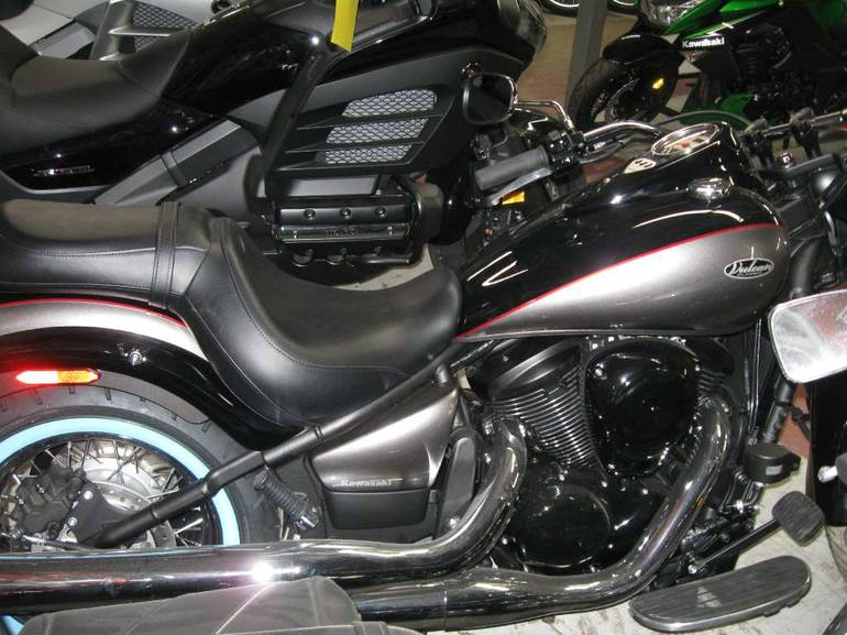 See more photos for this Kawasaki Vulcan 900 Classic, 2014 motorcycle listing